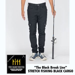 The Backwater バックウォーター STRETCH FISHING BLACK CARGO...
