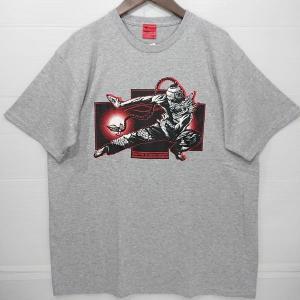 デザイナーにMOUNTAIN GRAPHICSを迎えたラーメンマンTシャツ   【カラー】 モクグレ...