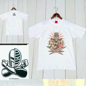 デザイナーにイチノミヤモトヒロを迎えたクロスボンバーTシャツ。   【カラー】 ホワイト  【素材】...
