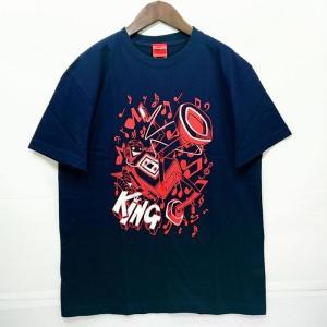 ロングセラー商品でもあるステカセキングTシャツに待望のVer02が登場!   【カラー】 95(Na...