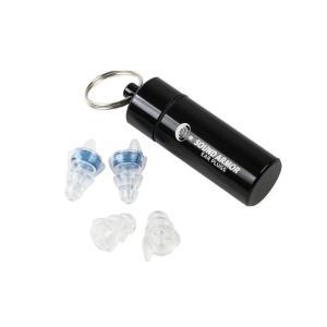 Sound Armor (サウンドアーマー) ear plugs High Fidelity 21db 耳栓 安眠 睡眠 防音 音楽 ミュージック ライブ オフィス 現場作業