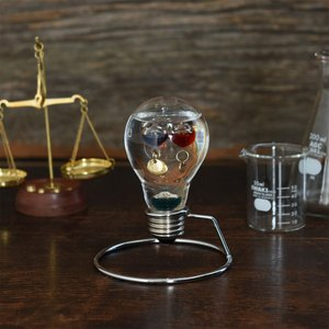 ガリレオ温度計 ガラスフロート温度計 電球 ひらめき おしゃれ 父の日 映画 「 ラプラスの魔女 」 小道具協力|studiolo