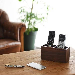 リモコンラック 木製リモコンラック おしゃれ 木製 父の日|studiolo
