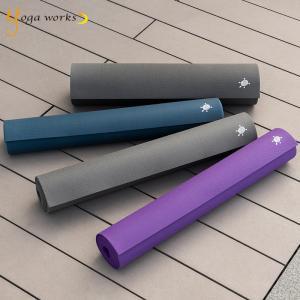 ヨガワークス ヨガマット プラネットサダナ4.2mm yogaworks ヨガ ピラティス ストレッチ ダイエット 健康 器具 エクササイズ トレーニング 送料無料|style-depot