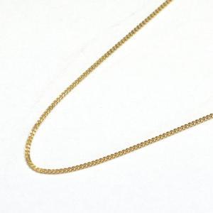 K18 アクセサリー 喜平チェーン 18金 ゴールド 長さ45cm 線幅1.1mm|style-on-stage