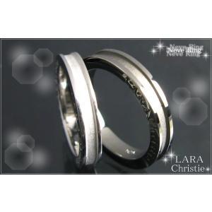 送料無料 LARA Christie ララクリスティー ネーヴェ ペアリング 指輪 誕生日プレゼント クリスマスプレゼント クリスマス ギフト 贈り物|style-on-stage