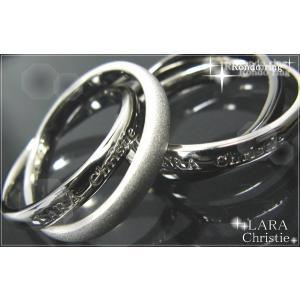 送料無料 LARA Christie ララクリスティー ロンド ペアリング 指輪 PAIR Label 誕生日 記念日 プレゼント ギフト 贈り物|style-on-stage