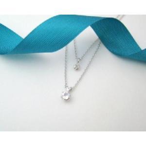 6月の誕生石 ムーンストーン シルバーアクセサリー 純銀 シルバー925 ダイヤモンド ネックレス 誕生日プレゼント クリスマスプレゼント ギフト 贈り物|style-on-stage