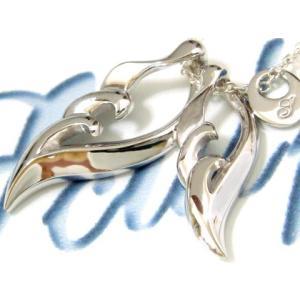 送料無料 シルバーアクセサリー シルバー925 ペアネックレス Sculpte スカルプテ シルバー925チェーン付 誕生日プレゼント ギフト 贈り物|style-on-stage