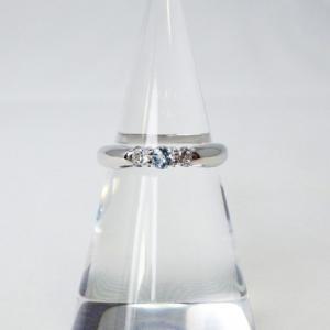 3月の誕生石 アクアマリン シルバーアクセサリー 純銀 シルバー925 リング 指輪 レディース 誕生日 プレゼント ギフト 贈り物 BOX付|style-on-stage