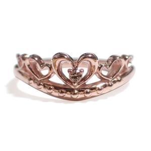 4月の誕生石 ブラウンダイヤモンド シルバーアクセサリー 純銀 シルバー925 リング 指輪 ティアラ レディース 誕生日 プレゼント ギフト 贈り物 BOX付|style-on-stage