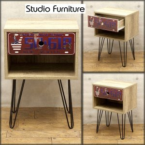 Studio Furniture 組立家具 スタジオファニチャー 1段キャビネット style-on-stage