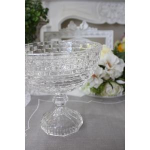 ガラス花器・ビエトラショートL 花瓶 ベース ヨーロピアン型 洋風 輸入雑貨 シャビーシック ヨーロピアン雑貨 アンティーク風|style-rococo|02