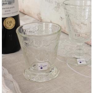 スタイルロココ ガラスコップ タンブラー(ヴェルサイユ250cc) 【La Rochere】 フランス製 ラロシェール ゴブレット ウォーターグラス ガラス食器 フランス製 お洒落 人気