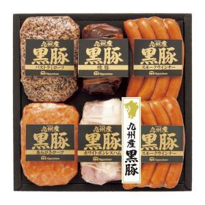 日本ハム 九州産 黒豚ギフト NO-50(送料無料)【直送品】 style-stick