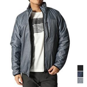 ブルゾン ジャンパー スタンドカラー スタンドブルゾン ストレッチ タフタ 中綿 防風 アウター メンズ|styleblock