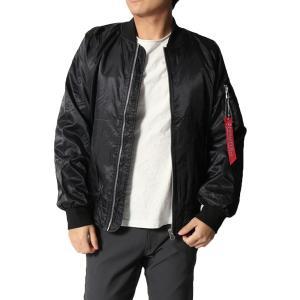 ジャケット ブルゾン ミリタリージャケット MA-1 MA1 無地 シンプル ベーシック アウター メンズ|styleblock
