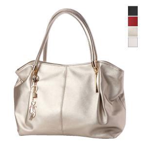 ハンドバッグ マザーバッグ PUレザー フェイクレザー チャーム付き 鞄 かばん バッグ 小物 レディース|styleblock
