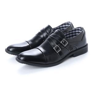 ビジネスシューズ ドレスシューズ ラウンドトゥ ロングノーズ ラウンドトゥ チェック 靴 シューズ メンズ|styleblock