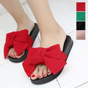 サンダル フラットサンダル コンフォートサンダル リボン シューズ 靴 レディース|styleblock