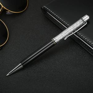 ボールペン 高級 スワロフスキー クリスタル200個入り Crystalline クリスタルペン S...