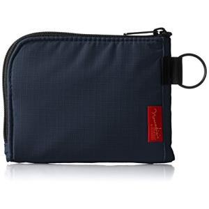 ノーマディック 財布 小銭入れ L字型コンパクト財布 SA-08 紺