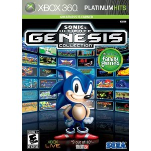 Sonic Ultimate Genesis Collection (輸入版) - Xbox360|stylecolorstore