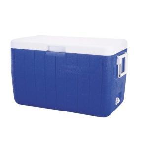 コールマン クーラーボックス ポリライト48 ブルー 3000001346|stylecolorstore