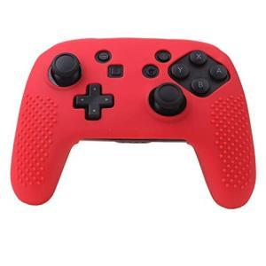 BLUEHOOSYOO Nintendo Switch Pro カバー シリコン スキンケース 任天堂 コントローラー 保護カバー 滑り止め ソフト|stylecolorstore