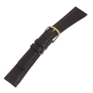 TOPMOA (トップモア) 時計バンド 牛 (スムースカーフ) 濃茶18mm 02553|stylecolorstore