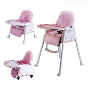 AORTD ベビーチェア ハイチェア 子供用椅子 食事椅子 昇降機能付き 多機能 赤ちゃん用 3ヶ月~8歳 stylecolorstore