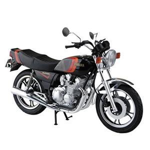 青島文化教材社 1/12 バイクシリーズ No.39 ヤマハ XJ400 プラモデル|stylecolorstore
