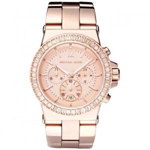 MICHAEL KORS マイケルコース 腕時計 シルバー 時計レディース レディース腕時計 正規輸入品 ウォッチ ピンクゴールド クオーツ ローズゴ|stylecompany