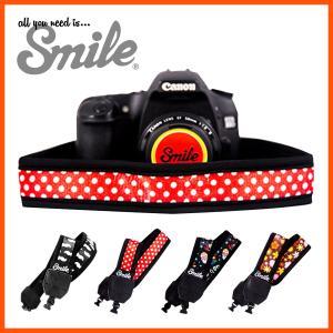[Smile/スマイル] カメラストラップ ストラップ カメラ女子 カメラ おしゃれ かわいい 女子 一眼レフ ミラーレス 【Camera Strap Hungup】|stylecompany