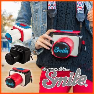 [Smile/スマイル] カメラケース カバー ケース カメラ 女子 おしゃれ かわいい ソフトケース ソフトカバー 保護 【Reflex Camera Case】|stylecompany