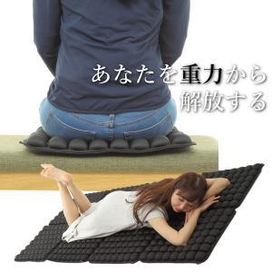[実用新案取得済] ドクターエアセル 3D クッション 椅子 車 腰痛 キャンプ マット 車中泊 マ...