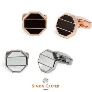 カフス ブランド サイモンカーター Simon Carter SHOJI 障子ギフト プレゼント 送料無料|styleequal