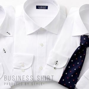 ワイシャツ 「面倒なシャツ選びはもう必要ない」 3枚セット ...