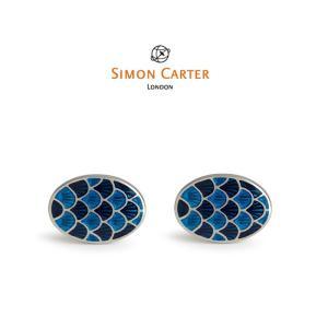 カフス ブランド サイモンカーター Simon Carter cycloid ギフト プレゼント 送料無料|styleequal