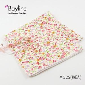 メガネ拭き クロス 眼鏡拭き スマホ拭き 小花柄 ピンク系 スタイルイズム Bayline ベイライン styleism