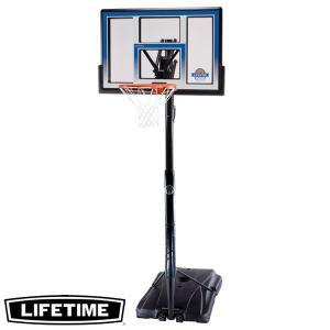 LIFETIME 本格ポータブルバスケットゴール LT-51550 高さ調節可能 自主練、シュート練習で差をつける!|stylemarket