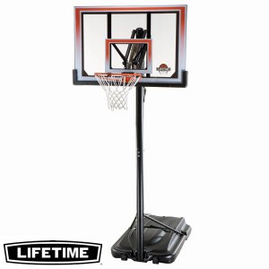 LIFETIME 本格ポータブルバスケットゴール LT-71566 高さ調節可能 自主練、シュート練習で差をつける!|stylemarket