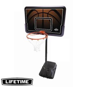 LIFETIME 本格ポータブルバスケットゴール LT-90040 高さ調節可能 自主練、シュート練習で差をつける!|stylemarket