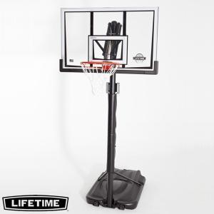LIFETIME 本格ポータブルバスケットゴール LT-90061 高さ調節可能 自主練、シュート練習で差をつける!|stylemarket