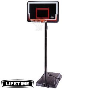 LIFETIME 本格ポータブルバスケットゴール LT-1491 高さ調節可能 自主練、シュート練習で差をつける!|stylemarket