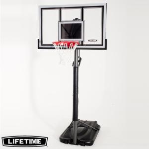 LIFETIME 本格ポータブルバスケットゴール LT-71524 高さ調節可能 自主練、シュート練習で差をつける!|stylemarket