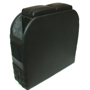 日本製 エレガントコンソールボックス ブラック EC-1 センターテーブル ヴォクシー/ウィッシュ/エルグランド/ステップワゴン/エリシオン/MPV/オデッセイ|stylemarket