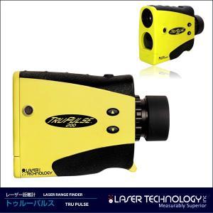 レーザーテクノロジー 携帯型レーザー距離測定器 トゥルーパルス200|stylemarket