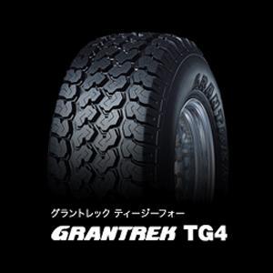 オールシーズンタイヤ ダンロップ GRANDTREK TG4 145R13 6PR|stylemarket
