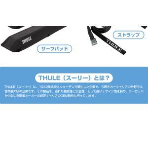 【モデル名】Thule サーフパッドエアロ 803A 【製品品番】TH803A 【製品サイズ】幅45...